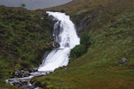 ICL Web Design - Scottish waterfall picture