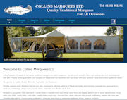 Collins Marquees Ltd
