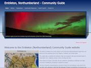 Embleton Northumberland Community Site